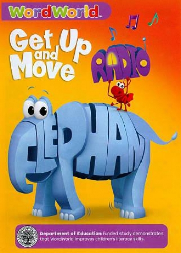 Wordworld: Persuade Up And Move!