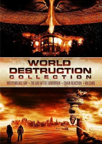 World Destruction - Box Set