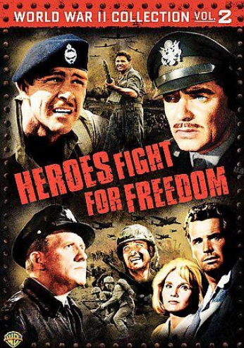 Ww Ii Collection Vol. 2: Heroes Fight For Freedom