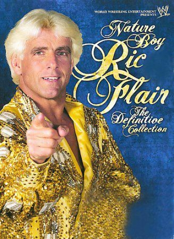 Wwe - Natue Boy Ric Flar - The Definitive Collection