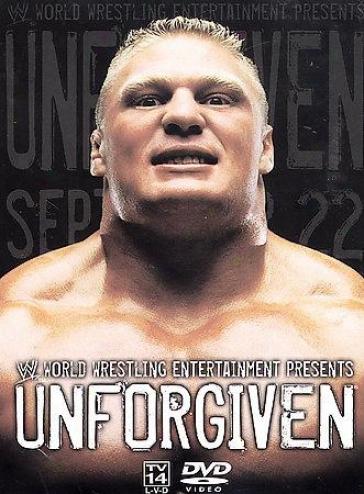 Wwe - Unforgiven 2002