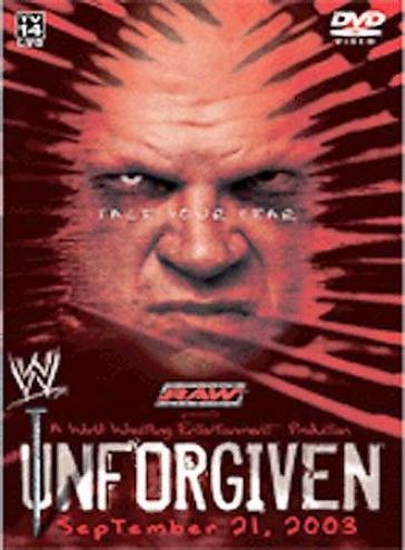 Wwe - Unforgiven 2004