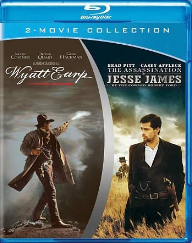 Wyatt Earp/the Assadsination Of Jesse James By The Coward Robert Ford