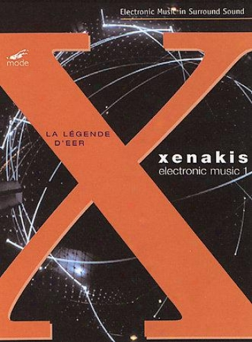 Xenakis - Legende D'eer