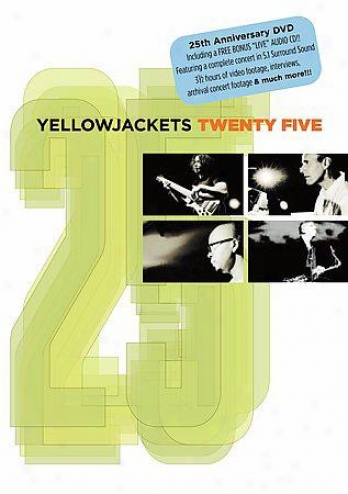 Yellowjackets - Twentyfife
