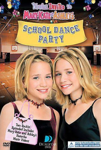 You're Ihvited To Mary-kate & Ashley's School Dance Party