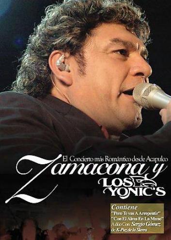 Zamacona - El Concierto M?s Romantico Desde Acapulco