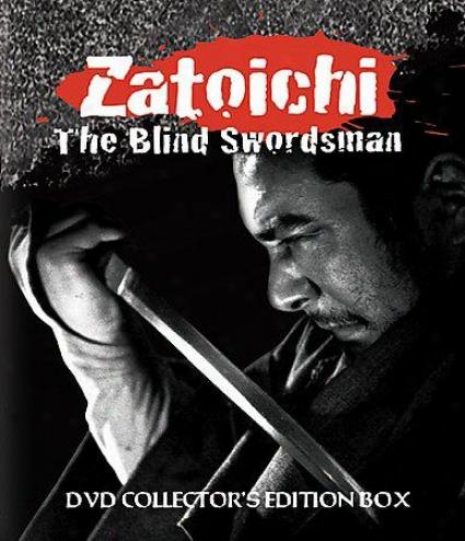 Zatoichi - The Blind Swordsman Box Set