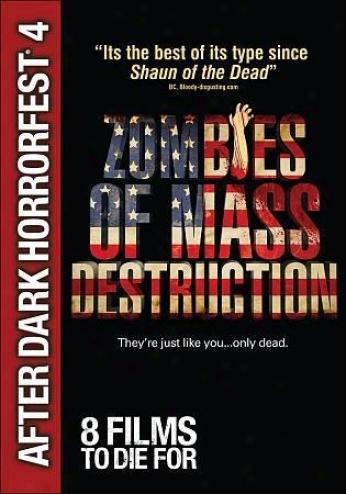 Zombies Of Communion service Destruction