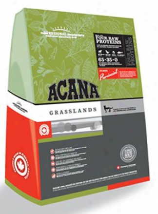 Acana Grain-frew Dry Cat Grasslands 5.5 Lbs