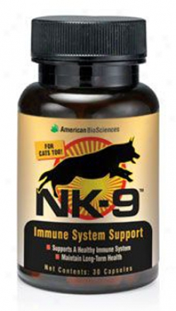 American Biosciences Nk-9 Ahcc Immune System Support
