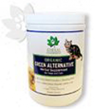 Animal Essentials Organic Green Alternative