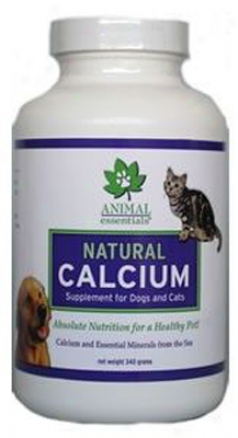 Animal Essentials Seaweed Calcium Dog & Cat Supplement
