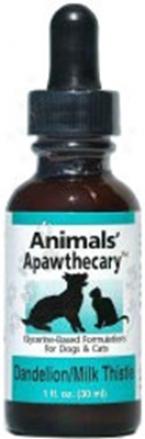 Animals' Apawthecary Dandelion / Milk Thistle