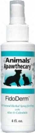 Animals' Apawthecary Fidoderm Herbal Spray
