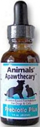 Animals' Apawthecary Pre-biotic Plus 1 Oz.