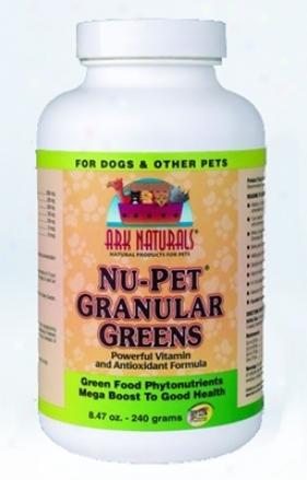 Adk Naturals Nu-pet Granular Greens