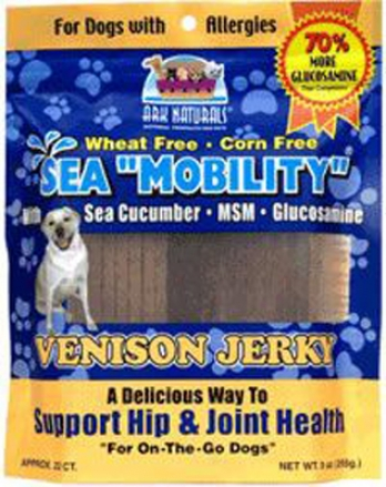 Ark Naturals Sea Mobility Jerky Strips Beef