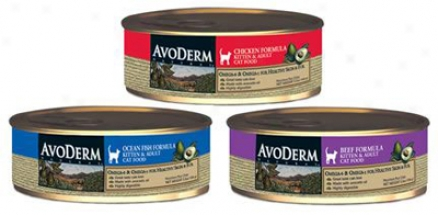 Avoderm Canned Cat Ocean Angle 5.5 Oz
