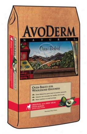 Avoderm Dog Oven-baked Lamb 30 Lb. Bag