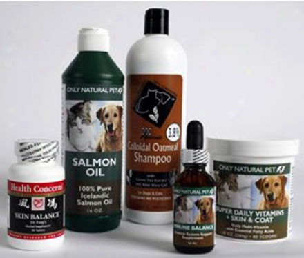 Basic Itchy Skin & Allergy Kit For Dogs