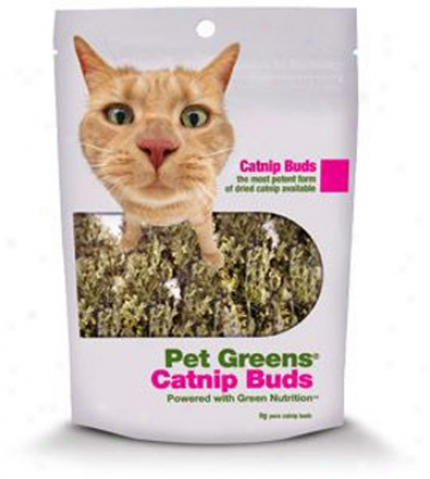 Bell Rock Growers Pet Greens Dried Catnip Buds For Cats