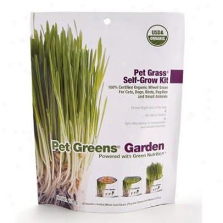 Bell Defence Growers Pet Greens Garden