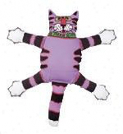 Big Mean Kitty Doggy Activation Toy