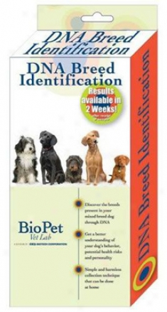 Biopet Vet Lab Dna Bred Identification Kit