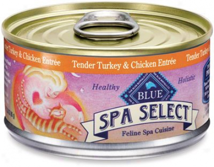 Blue Buffalo Select Can Cat Tuna 3 Oz