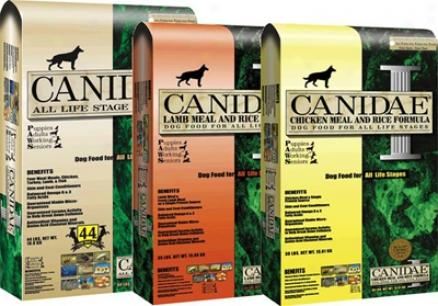 Canidae Dry Dog Food Chicken, Turkey, Lamb & Fish 35 Lb