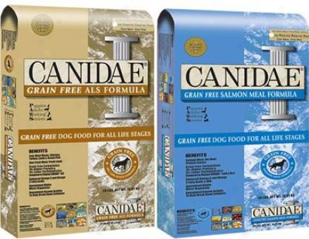 Canidae Grain-free Dry Dog Pureland 15 Lbs