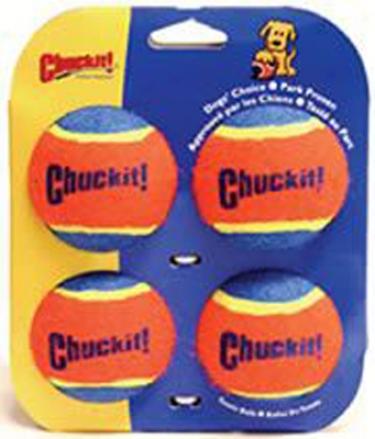 Caninehard 4 Pqck Fetching Balls