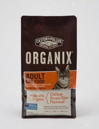 Castor & Pollux Organix Cat & Kitten Dry 6 Lbs