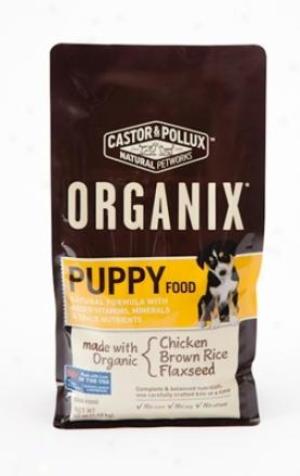 Castor & Pollux Organix Puppy Organic Dry Food 5.25 Lbs