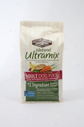 Castor & Pollux Ultramix Adult Canine Dry Dog 30 Lbs