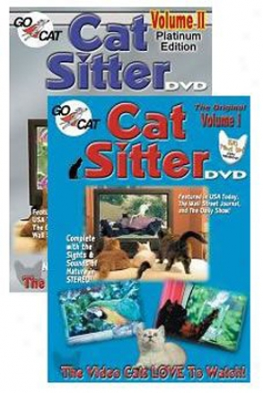 Cat Sitter Dvd Vol. I