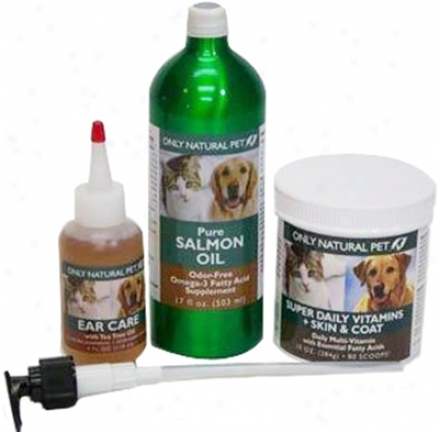 Chronic Ear Infection Kit For Dogs