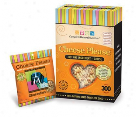 Complete Natural Nutrition Cheese Please 1.7 Oz