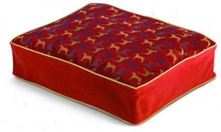 Crypton Bed Wegman Posey Moonlight Pet Small (ss)