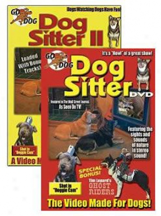 Dog Sitter Dvd Vol. I