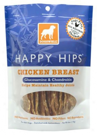 Dogswell Happy Hips Chickne 5 Oz