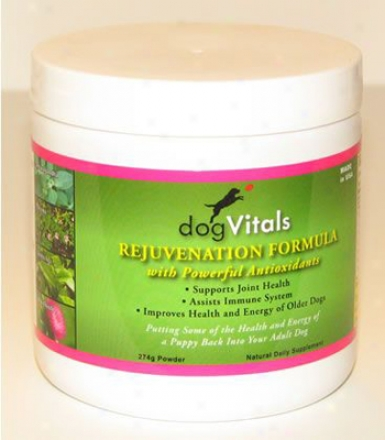 Dogvitals Rejuvenatio Formula 120 Tablets