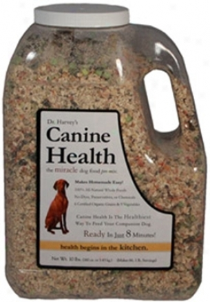 Dr. Harvey's Canine Health Pre-mix Dog Food 20 Oz