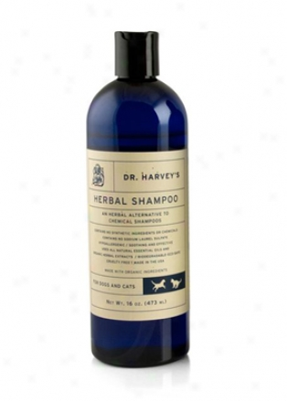 Dr. Harvey's Grooming Essentials Herbal Shampoo