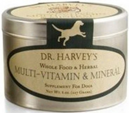 Dr. Harvey&#039;s Multivitamin For Dogs 8 Oz