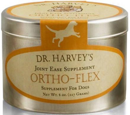 Dr. Harvey's Ortho-flex Joint Ease Dog Supplement 8 Oz