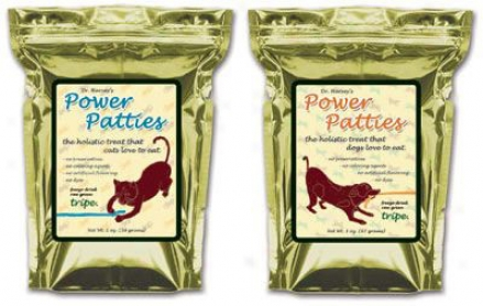 Dr. Harvey's Power Patties Cat Treats 2 Oz