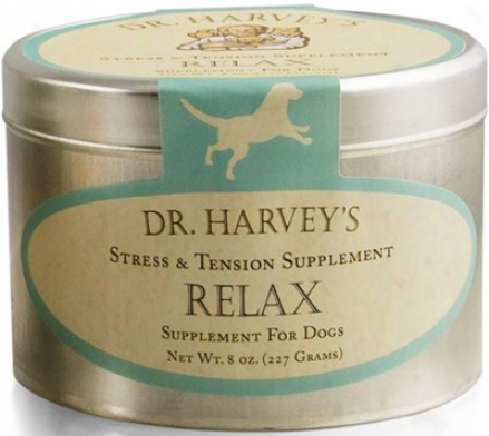 Dr. Harvey's Relax Stress & Tension Cat Supplement 4 Oz