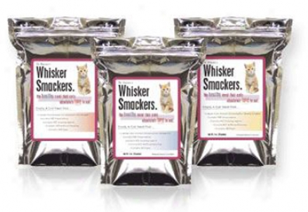 Dr. Harvey's Whisker Smackers - Chicken 1 Oz. 3-pack